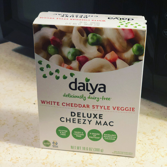 Daiya Vegan Mac and Cheese