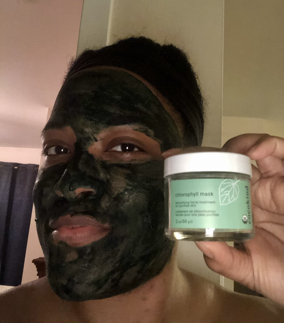 Coco Kind Chlorophyll Mask