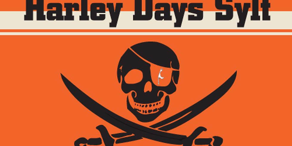 AUSFAHRT  -   HARLEY DAYS SYLT