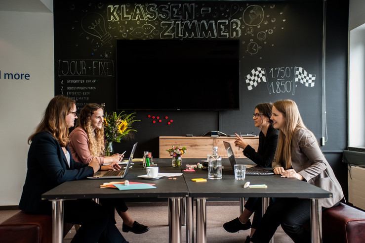 Meetingkultur bei smart and more