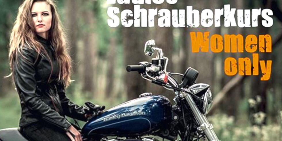 EVENT - SCHRAUBERKURS NUR FÜR BIKERINNEN ORGANISIERT VON HARLEY NORD