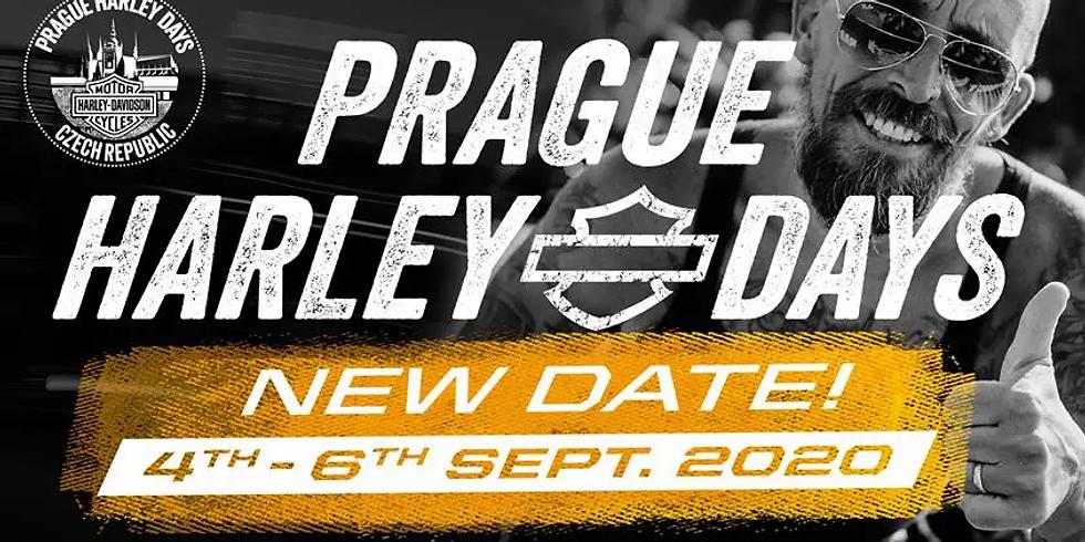 AUSFAHRT  -   HARLEY DAYS PRAG (In Planung)