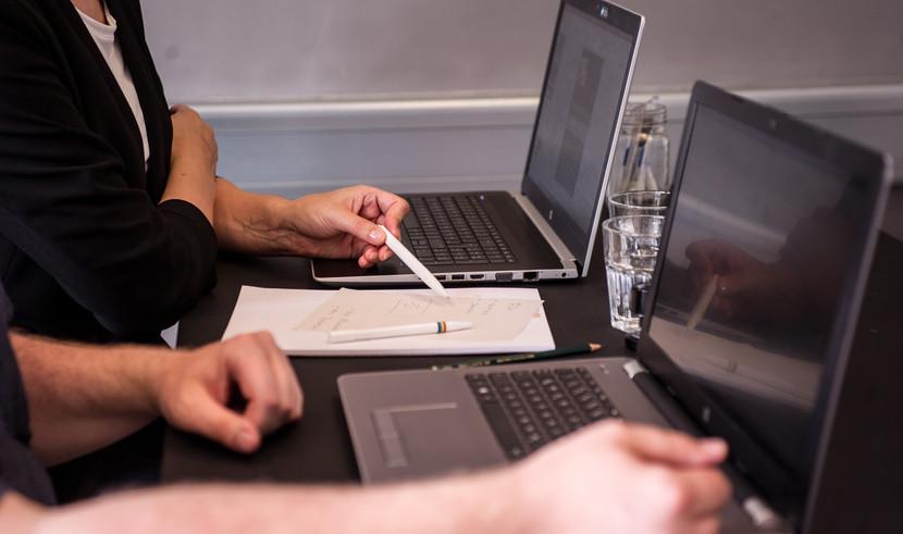 Beratung bei digitalen und analogen Events