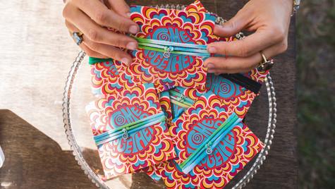 Rock Love Peace - Come Together Wrap Bracelet