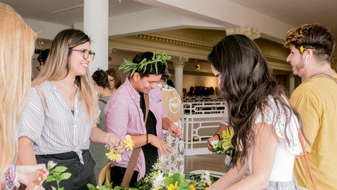 Flower Crowns, Markets for Makers II