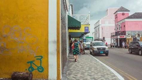 Nassau Streets