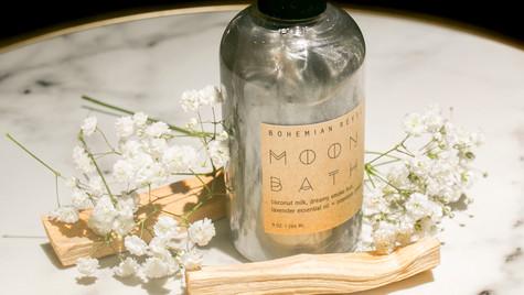 BOHO REEVES, MOON BATH