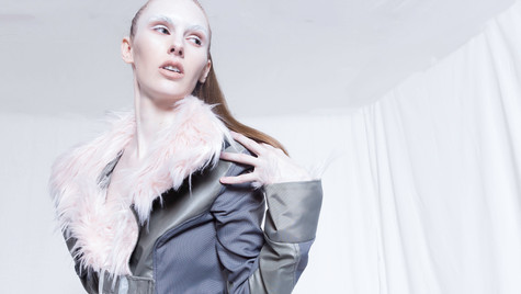 NFT Editorial: Emily Barnes of Select Model Management