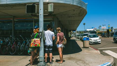 Mission Beach, San Diego, California