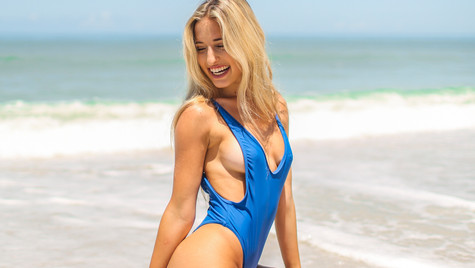 Jilissa Zoltko for BoutineLA Swimwear