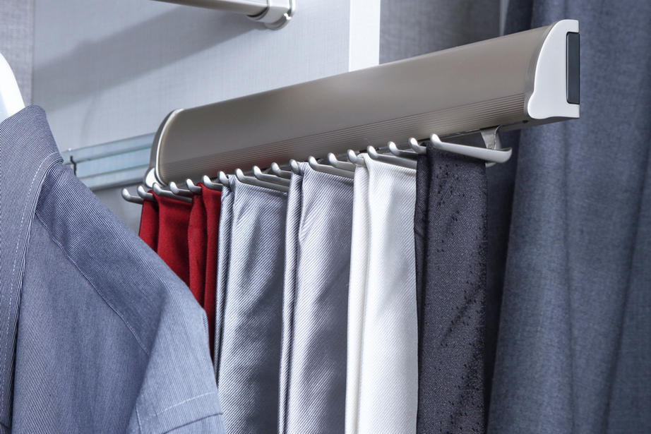 wardrobe tie and belt rack