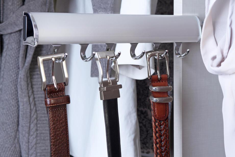 Tie and Belt Racks