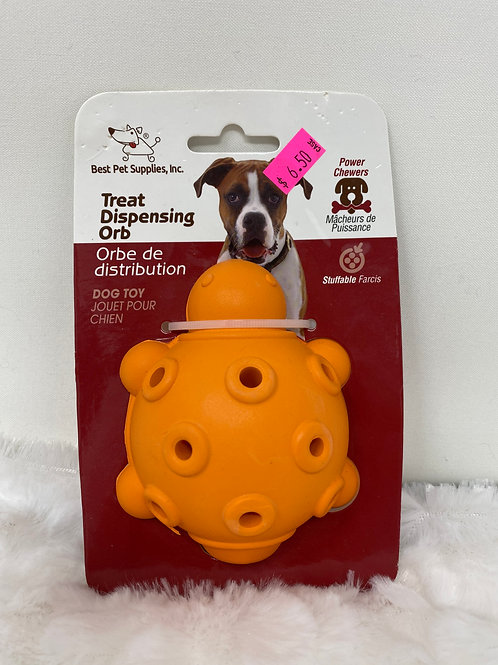 Treat Dispensing Orb
