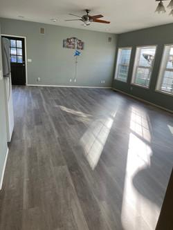 Floors done