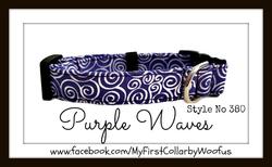 Purple Waves 380