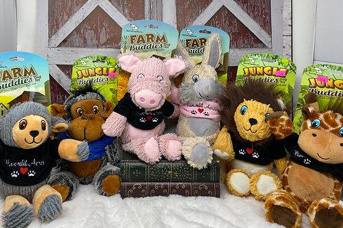 Farm & Jungle Buddies SUPER PLUSH SOFT!!! ❤️❤️