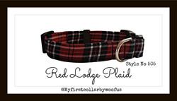 Red Lodge Plaid 505