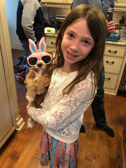Emma & The Easter Puppy