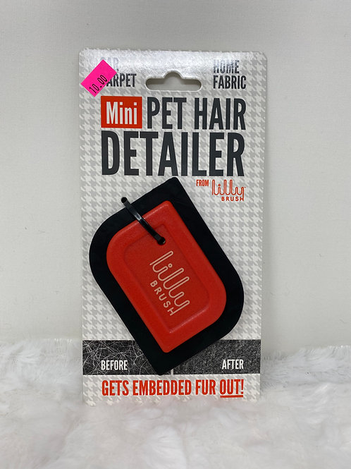 Pet Hair Detailer - My husbands FAVORITE thing that we carry!! ❤️