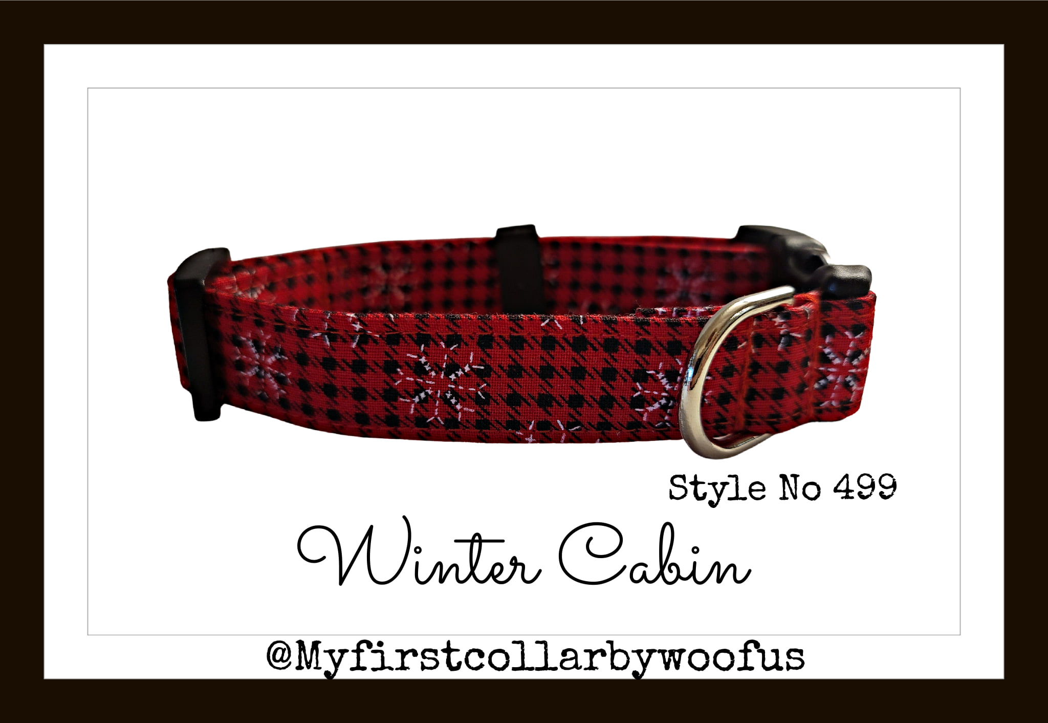 Winter Cabin 499