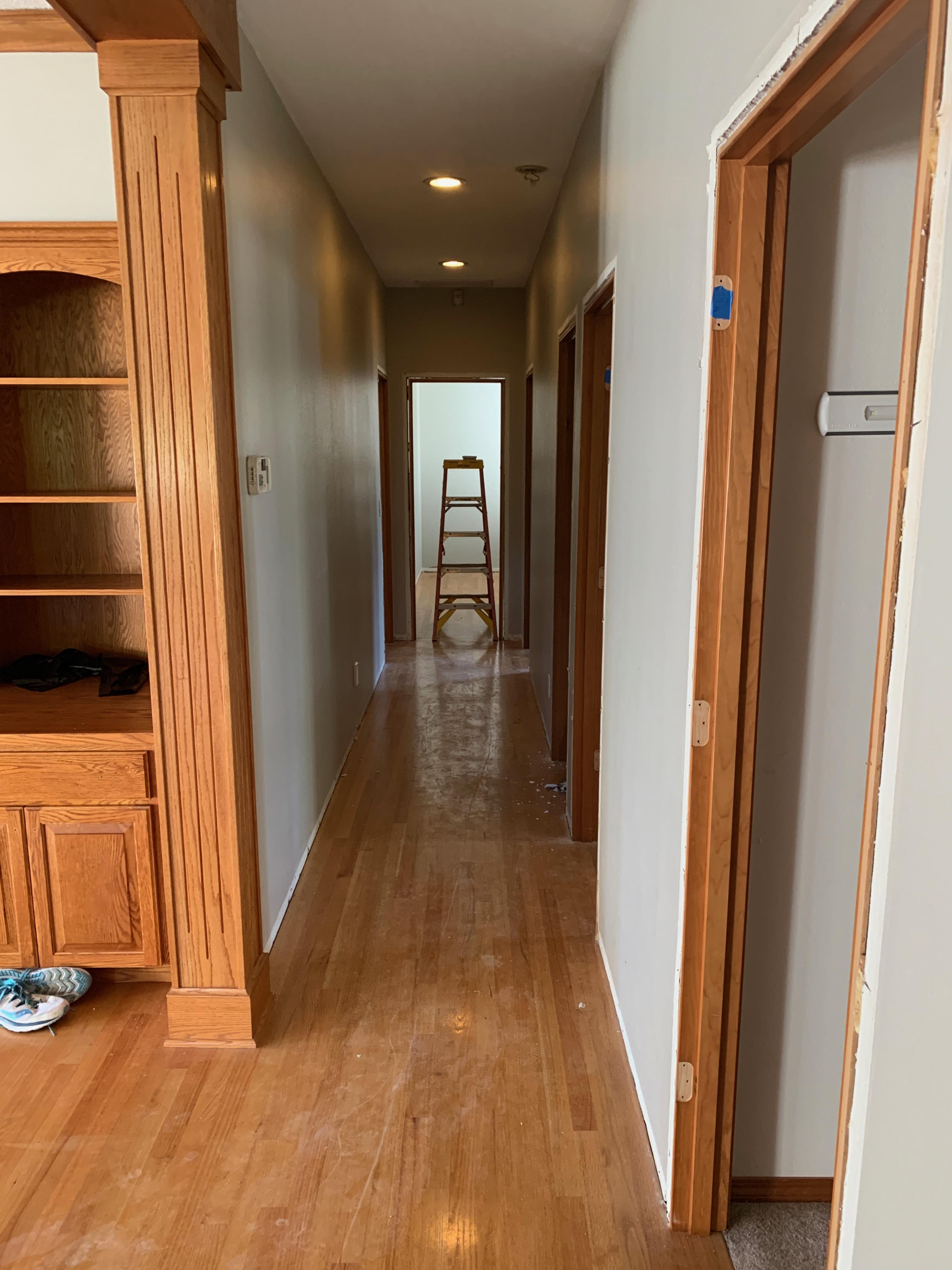 Door trim & Base GONE