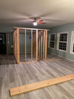 Puppy Rooms going up