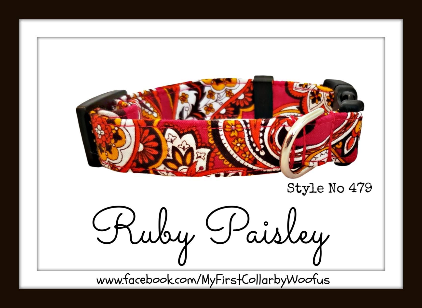 Ruby Paisley 479