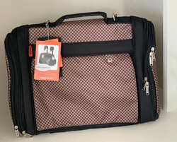 Strap to your carry on bag
