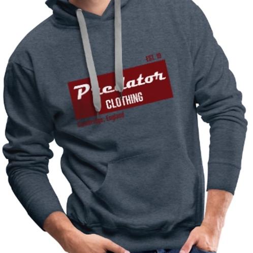 Predator Clothing Company Vintage Premium Hoody (mens)
