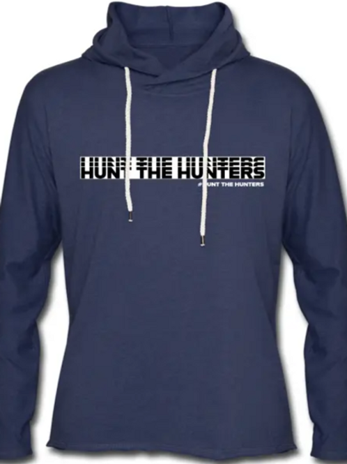 Predator Clothing Company HuntTheHunters Unisex Light Hoodie