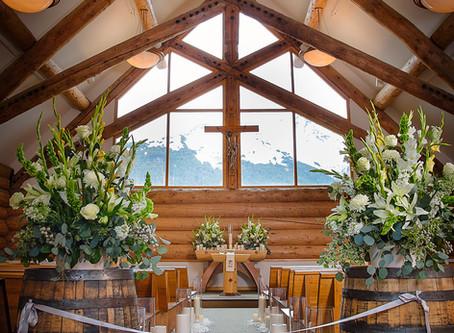 Alaska Destination Wedding Among the Mountains