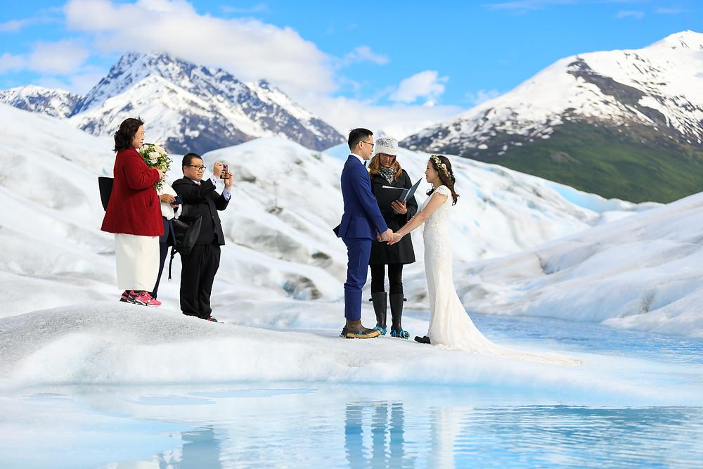 Plan your Alaska destination wedding with La Boum Events!