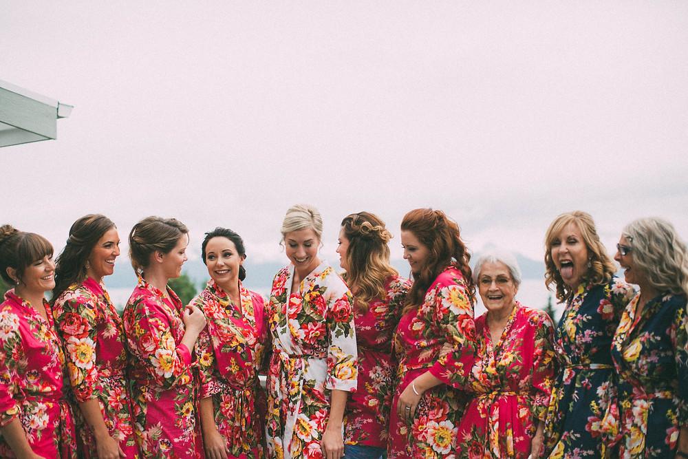 Plan your Alaska destination wedding with La Boum Events! | Photo by Joshua Veldstra