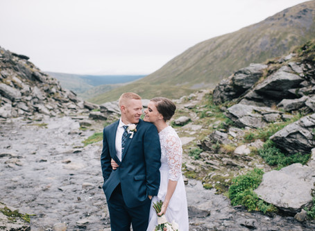 Simple and Scenic Elopement | In Hatcher Pass