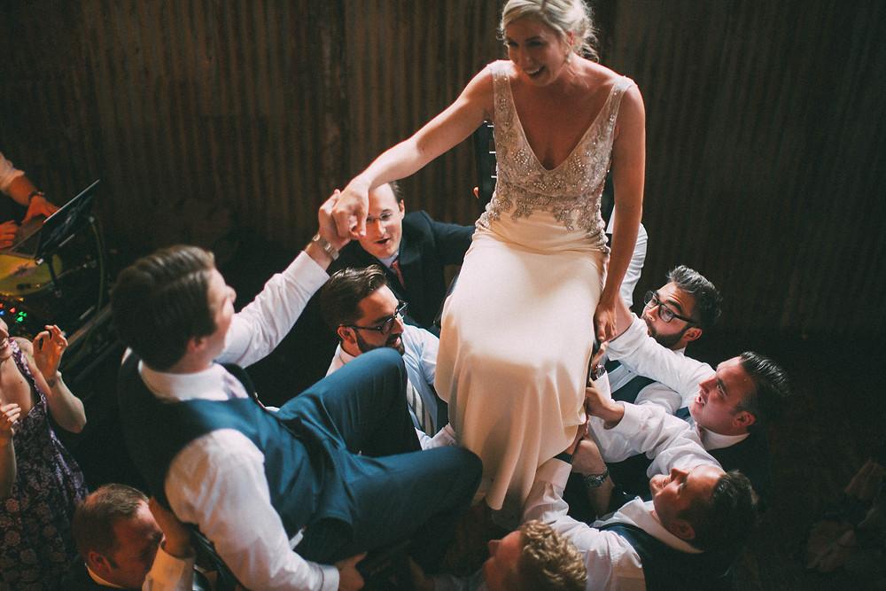 Jewish wedding Homer AK | photo Joshua Veldstra