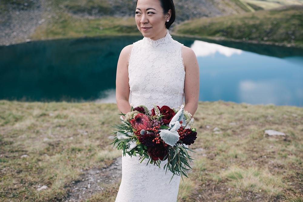 Hong Kong couple elope to Alaska