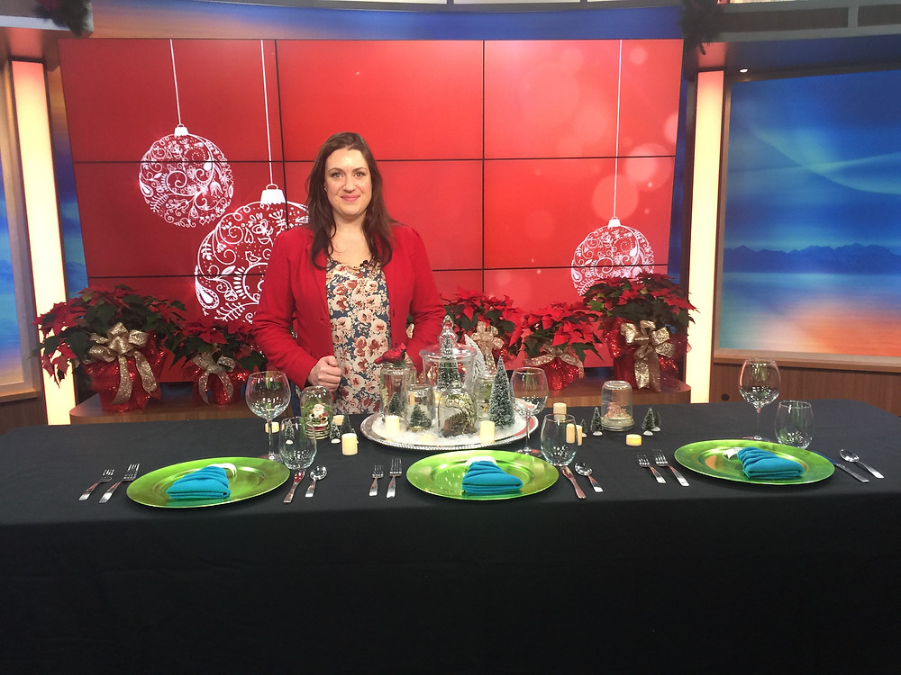 Channel 2 Plan Like a Pro | Whimsical Christmas Decor | Rebecca Kopperud