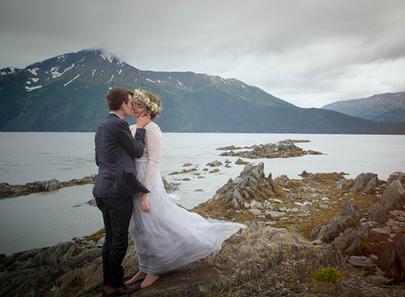 Laura and David Elope in Secret to Alaska
