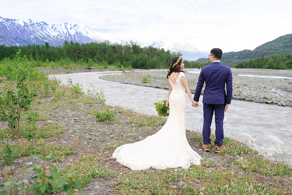 Elope to the wilds of Alaska with La Boum Events