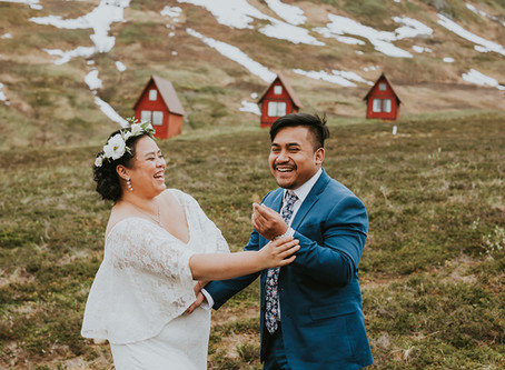 Best Friends Forever | An Elopement in Hatcher Pass