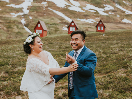 Best Friends Forever | An Elopement in Hatcher Pass with Guests