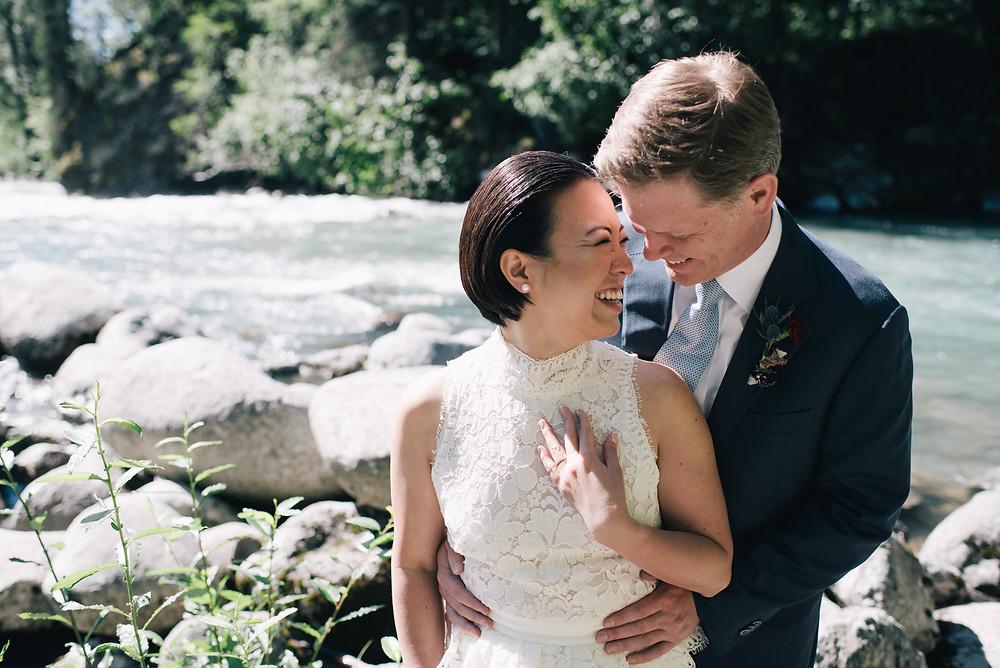 Hatcher pass Alaska adventure elopement
