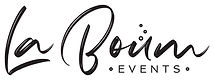 Welcome to La Boum Events, a boutique event planning company,  specializing in full service planning with professional design for  weddings, elopements and special events.