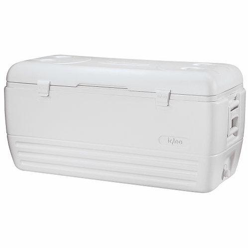 150 Quart White Cooler