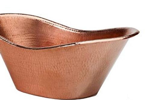 Simpli Unique Copper Ice Bucket