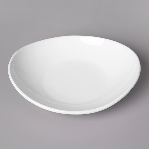 Classic White Oval Serving Dish