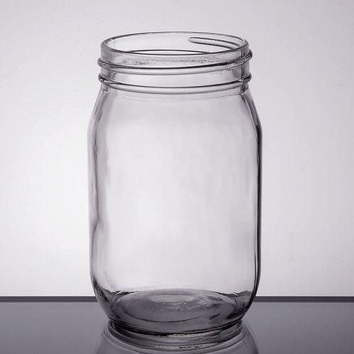 16 oz. Mason Jar