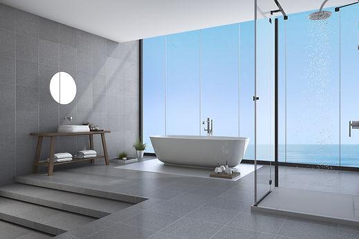 Bathroom scenic