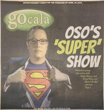 Superman Conductor