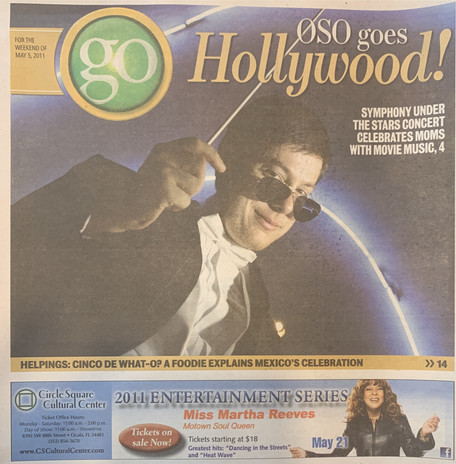 OSO Goes Hollywood!